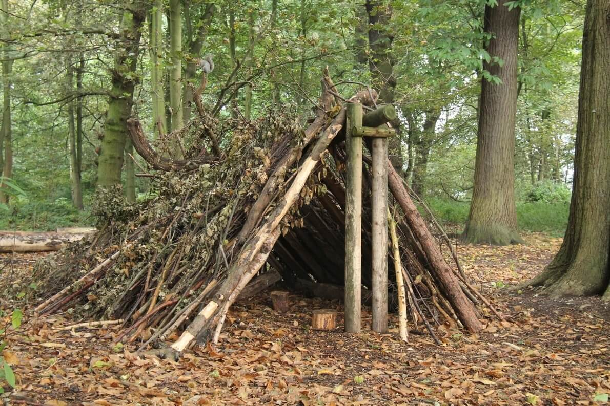 primal survival podcast survival shelter